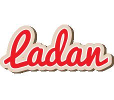 Ladan chocolate logo