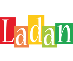 Ladan colors logo