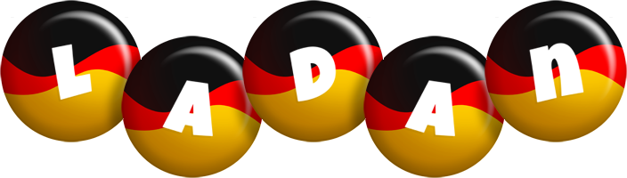 Ladan german logo