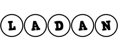 Ladan handy logo