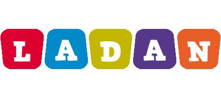 Ladan kiddo logo