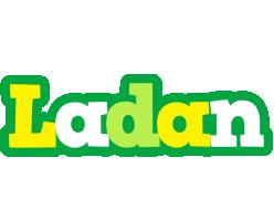 Ladan soccer logo