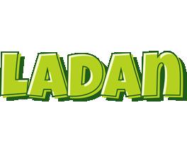 Ladan summer logo