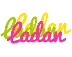 Ladan sweets logo