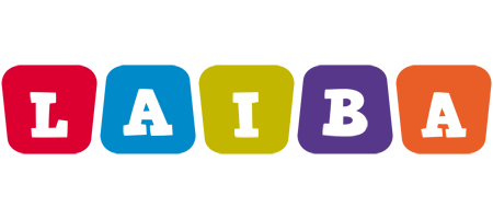 Laiba daycare logo