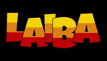 Laiba jungle logo