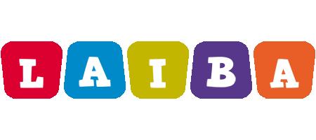 Laiba kiddo logo