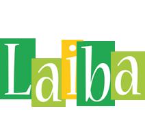Laiba lemonade logo