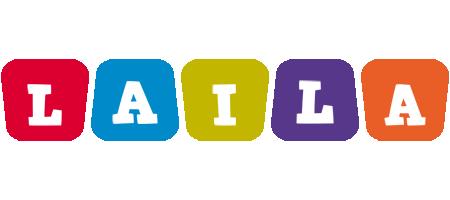 Laila kiddo logo