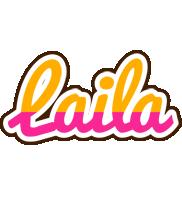 Laila smoothie logo