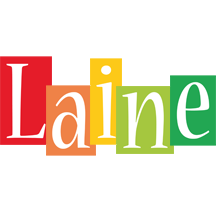 Laine colors logo