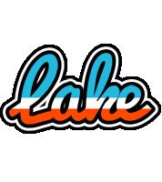 Lake america logo