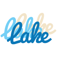 Lake breeze logo