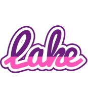 Lake cheerful logo