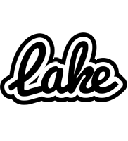 Lake chess logo