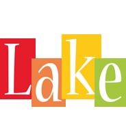 Lake colors logo