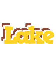 Lake hotcup logo