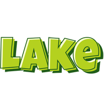 Lake summer logo