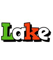 Lake venezia logo