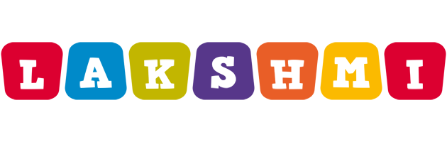 Lakshmi kiddo logo