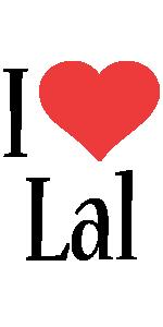 Lal i-love logo