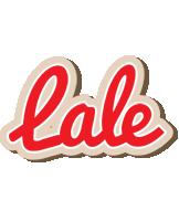 Lale chocolate logo