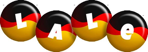 Lale german logo