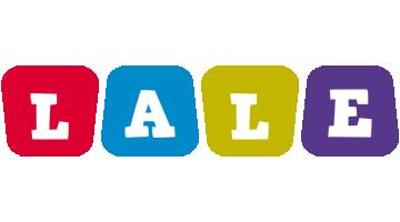 Lale kiddo logo