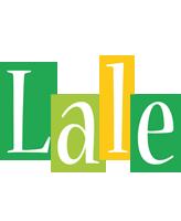 Lale lemonade logo