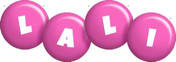 Lali candy-pink logo