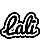 Lali chess logo