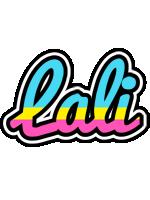 Lali circus logo