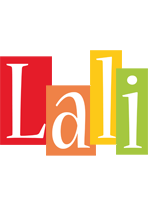 Lali colors logo