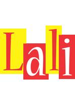 Lali errors logo