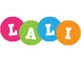 Lali friends logo