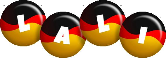 Lali german logo