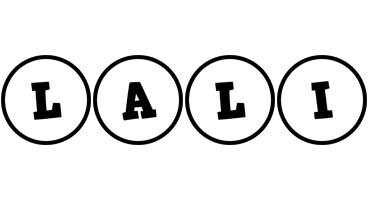 Lali handy logo