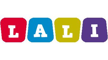 Lali kiddo logo