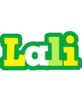 Lali soccer logo
