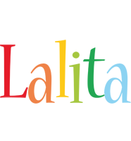 Lalita birthday logo