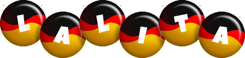Lalita german logo