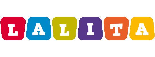 Lalita kiddo logo