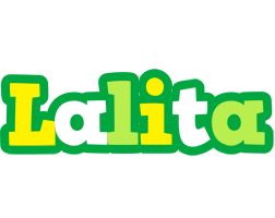Lalita soccer logo