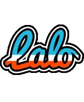 Lalo america logo
