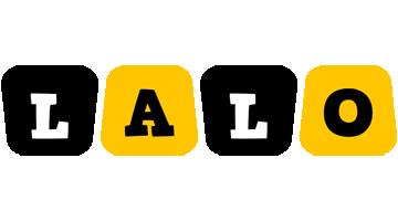 Lalo boots logo