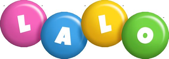 Lalo candy logo