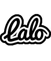 Lalo chess logo