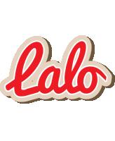 Lalo chocolate logo