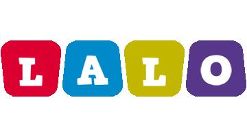 Lalo daycare logo