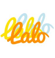 Lalo energy logo